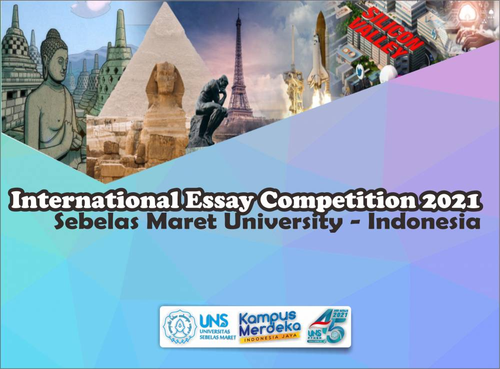 Pengumuman Pemenang Kompetisi Esay Internasional