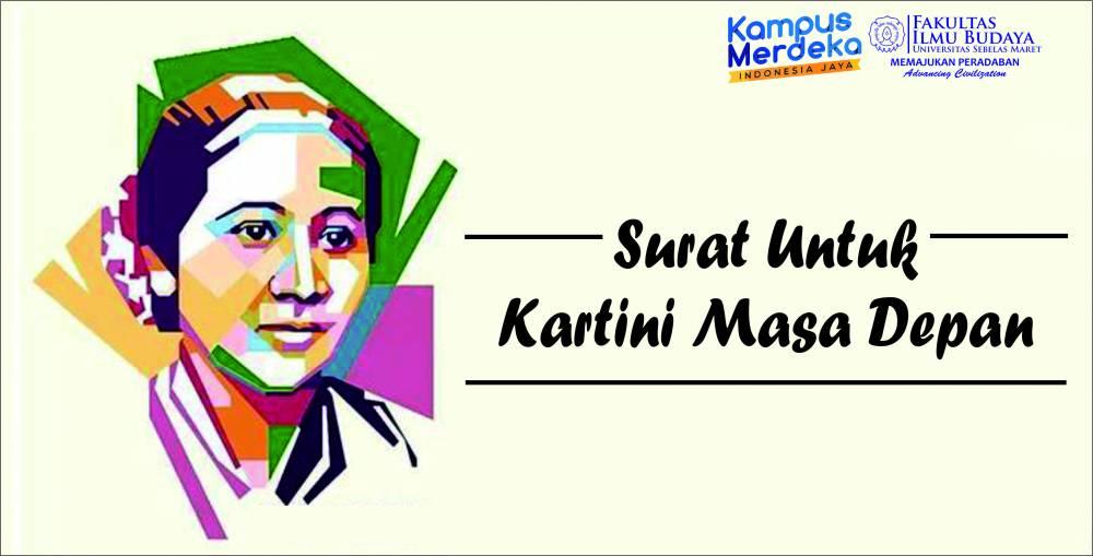 """Surat untuk Kartini  Masa Depan"" Diskusi Ringan bersama Rianna Wati, S.S., M.A., Dosen Prodi Sastra Indonesia FIB UNS"