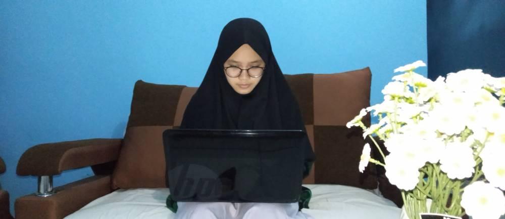 Maiyang Resmanti Mahasiswa Sastra Indonesia FIB,  Akui Prodinya Berperan Besar Dalam Torehan Prestasinya