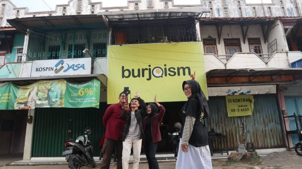 Mahasiswa Sastra Indonesia FIB UNS, Raih Juara 1 Pada Lomba Film Pendek Burjoism X Creachief
